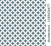 vector seamless dither pattern. ... | Shutterstock .eps vector #1185626677