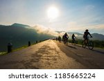nakhon nayok   thailand  ... | Shutterstock . vector #1185665224