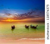 thailand nature landscape.... | Shutterstock . vector #118576375