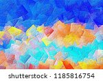 abstract background   colored... | Shutterstock . vector #1185816754