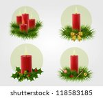 collection of illustrations... | Shutterstock .eps vector #118583185