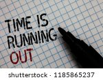 conceptual hand writing showing ... | Shutterstock . vector #1185865237