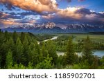 Snake River Overlook In The...