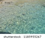 crystal clear water of aegean...   Shutterstock . vector #1185955267