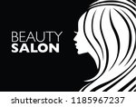 illustration of woman with... | Shutterstock .eps vector #1185967237