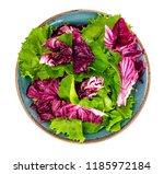 healthy eating  vegetarian... | Shutterstock . vector #1185972184