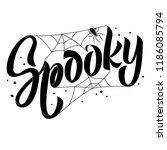 Spooky Creative Vector...