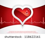 medical background.vector | Shutterstock .eps vector #118622161