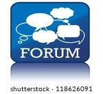 forum | Shutterstock . vector #118626091