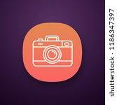 photo camera app icon....