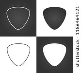set guitar pick icon  mediators ...