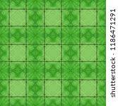green complex symmetrical... | Shutterstock . vector #1186471291