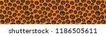 halloween   seamless texture... | Shutterstock .eps vector #1186505611