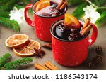 Two Cups Of Christmas Mulled...