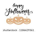 vector illustration ... | Shutterstock .eps vector #1186629361