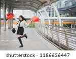 lifestyle shopping concept ... | Shutterstock . vector #1186636447