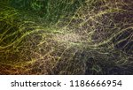 abstract texture of the surface ... | Shutterstock . vector #1186666954