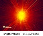 background with explosion.... | Shutterstock .eps vector #1186691851