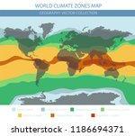 world climate zones map...