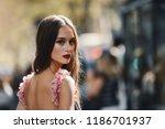 milan  italy   september 23 ... | Shutterstock . vector #1186701937