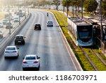 izmir  turkey  september 18 ... | Shutterstock . vector #1186703971