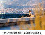 izmir  turkey  september 18 ... | Shutterstock . vector #1186705651