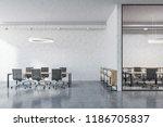 interior of industrial style...   Shutterstock . vector #1186705837