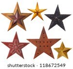 Collection Of Christmas Star...