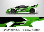 design  race  vehicle  vector ... | Shutterstock .eps vector #1186748884