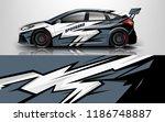 design  race  vehicle  vector ... | Shutterstock .eps vector #1186748887