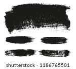 paint brush background   lines... | Shutterstock .eps vector #1186765501