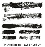 paint brush background   lines... | Shutterstock .eps vector #1186765807