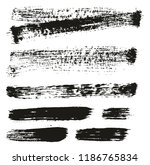 paint brush background   lines... | Shutterstock .eps vector #1186765834