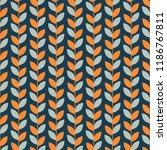scandinavian geometric simple...   Shutterstock .eps vector #1186767811
