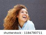 close up portrait of beautiful... | Shutterstock . vector #1186780711