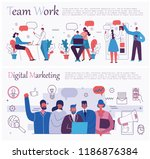 vector illustration of the... | Shutterstock .eps vector #1186876384