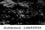grainy distress grunge brush... | Shutterstock .eps vector #1186935934