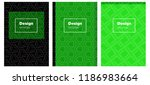 light green vector pattern for...