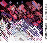 vector illustration of a... | Shutterstock .eps vector #1187011411