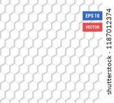 white background geometric... | Shutterstock .eps vector #1187012374