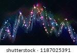 big data visualization....   Shutterstock .eps vector #1187025391