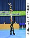 orenburg  russia  26 27 may...   Shutterstock . vector #1187032891