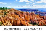 Bryce Canyon National Park  Usa ...