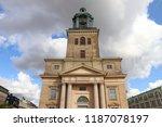 gothenburg city in sweden.... | Shutterstock . vector #1187078197