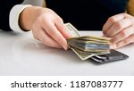 closeup photo of young...   Shutterstock . vector #1187083777