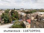 odessa  ukraine   sep. 09  2018 ...   Shutterstock . vector #1187109541