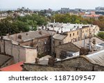 odessa  ukraine   sep. 09  2018 ...   Shutterstock . vector #1187109547