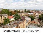 odessa  ukraine   sep. 09  2018 ...   Shutterstock . vector #1187109724