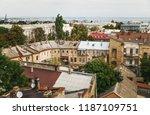 odessa  ukraine   sep. 09  2018 ...   Shutterstock . vector #1187109751