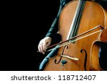 Cello Orchestra Musical...